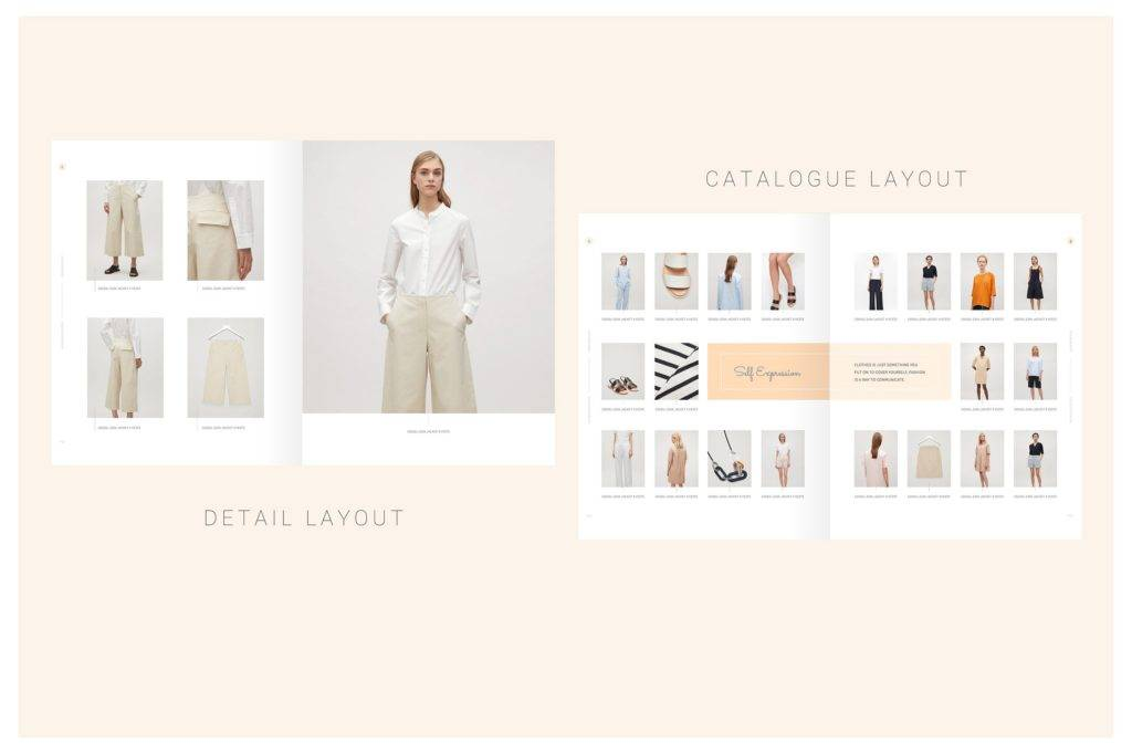 fashion design portfolio catalog example 1024x682