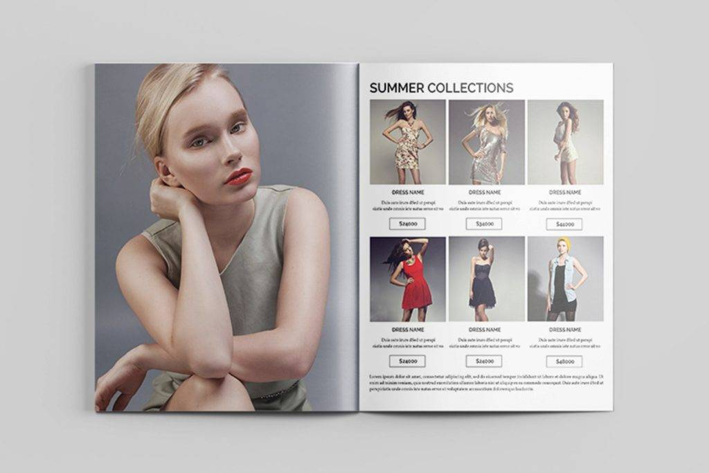 fashion product portfolio catalog example 1024x683