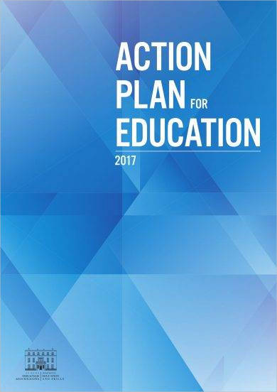 free action plan for education example