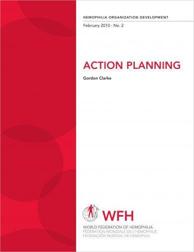 free detailed action planning example