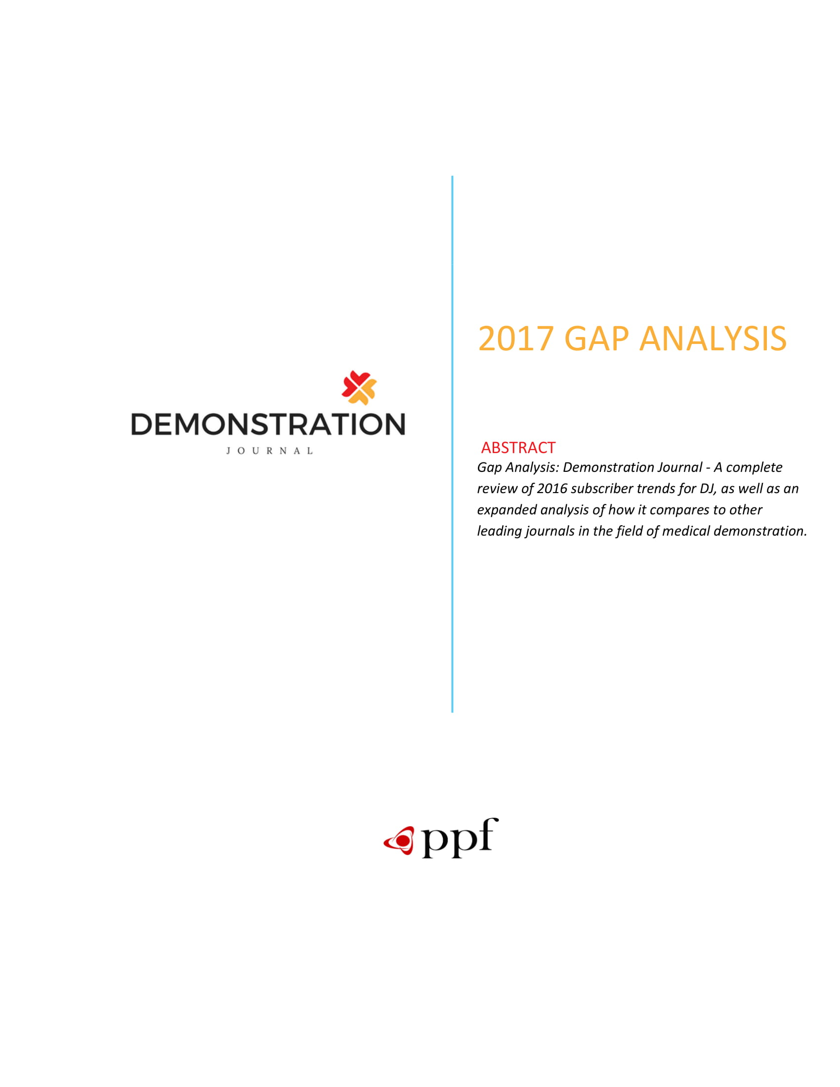gap analysis and market assessment example 01