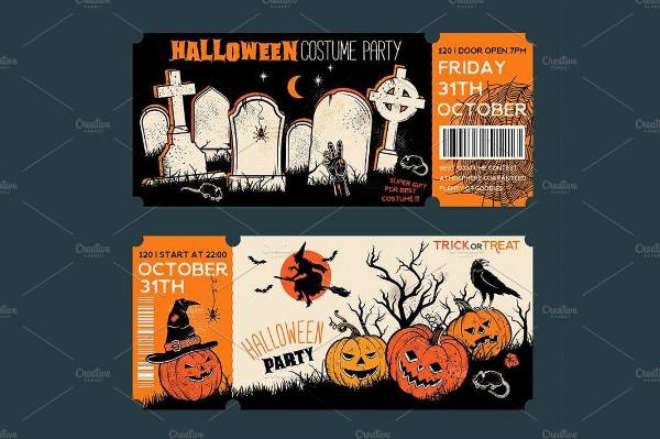 halloween web banner example1