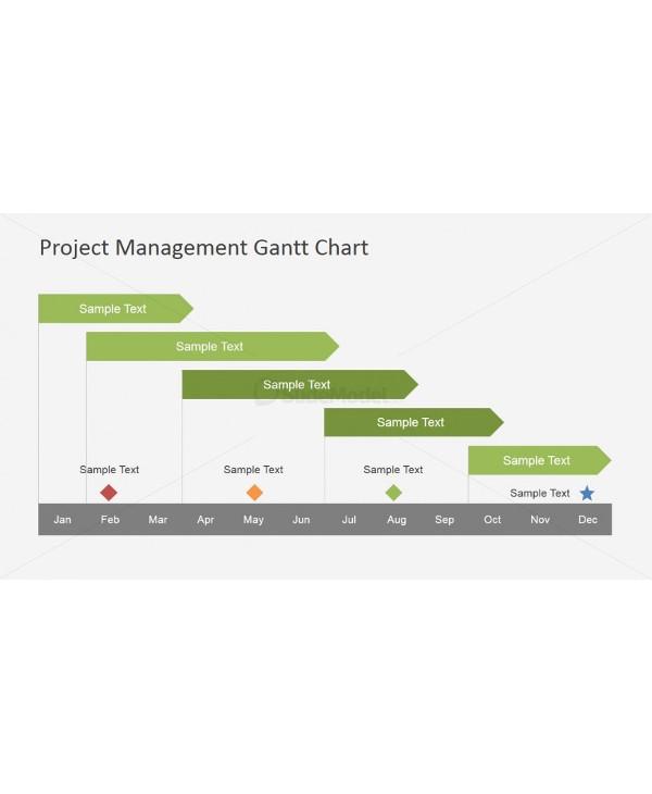 high level project management gantt chart1