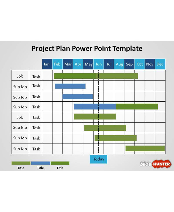 high level project plan point template1
