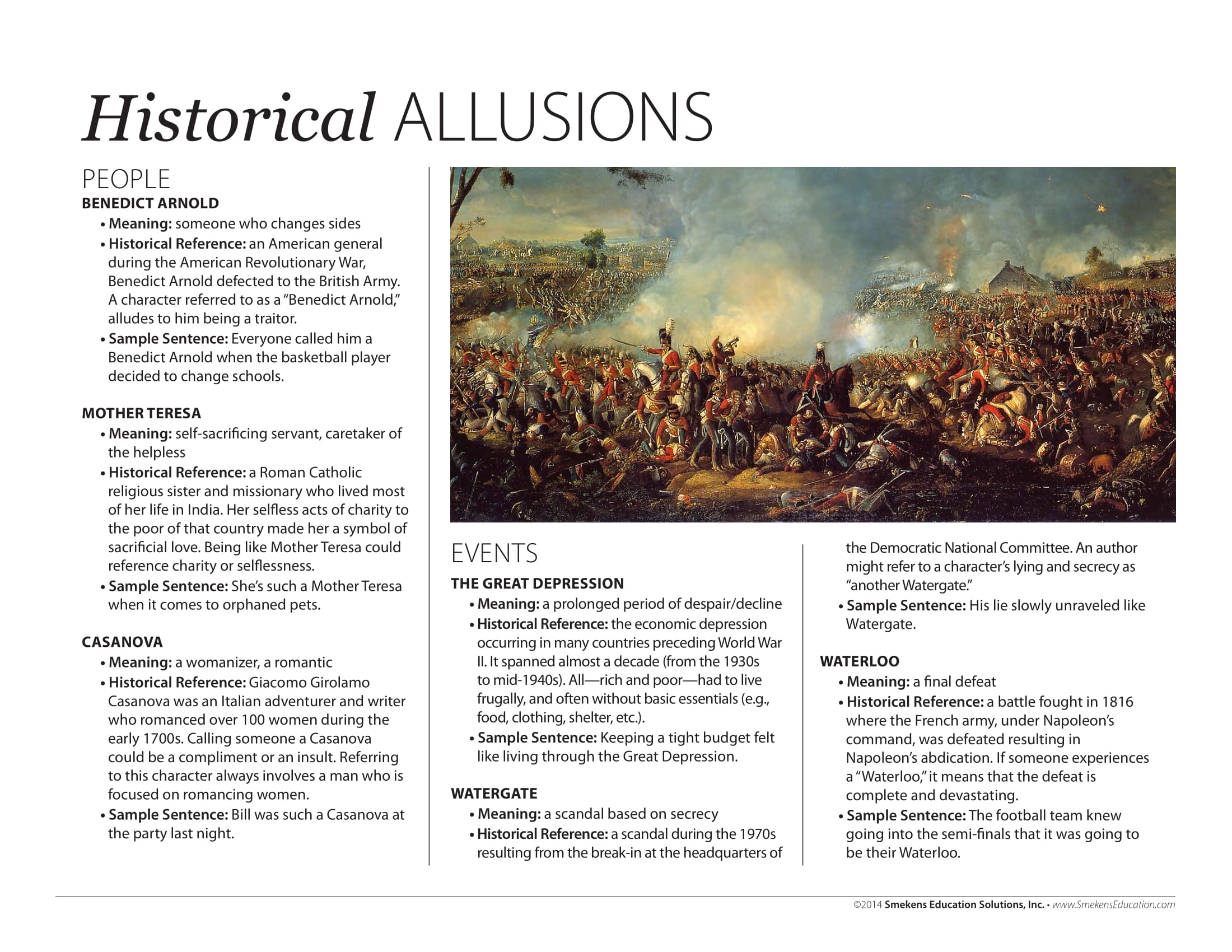 historical allusions example