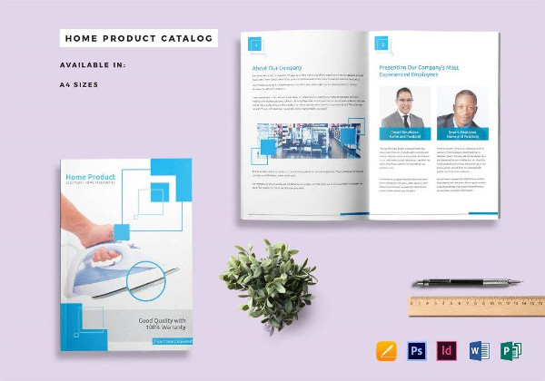 home product catalog template1