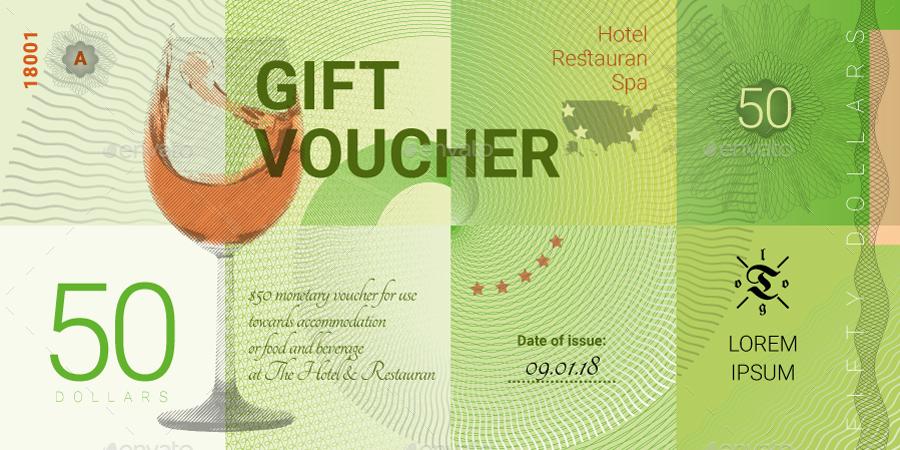 inclusive hotel voucher example