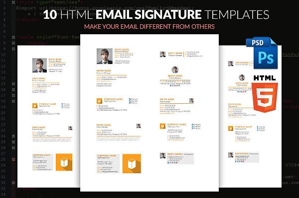 innovative email signature