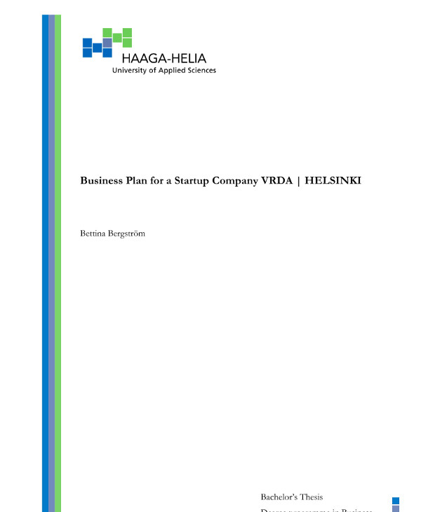 lean business plan for a start up company example