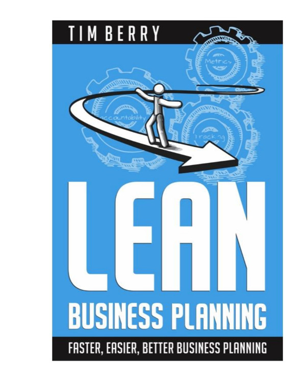 lean business planning example