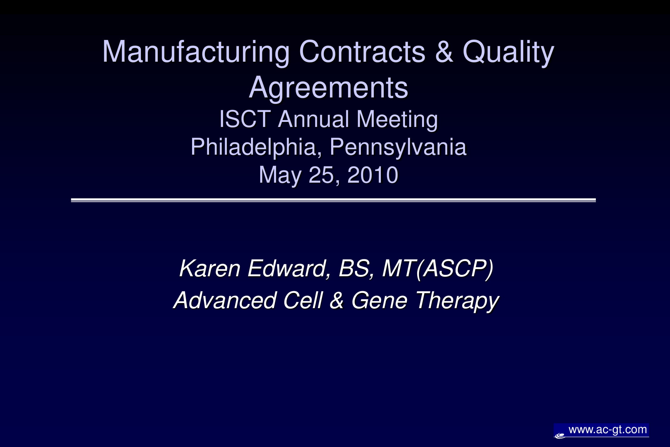manufacturing contracts and quality agreements guidelines example 01