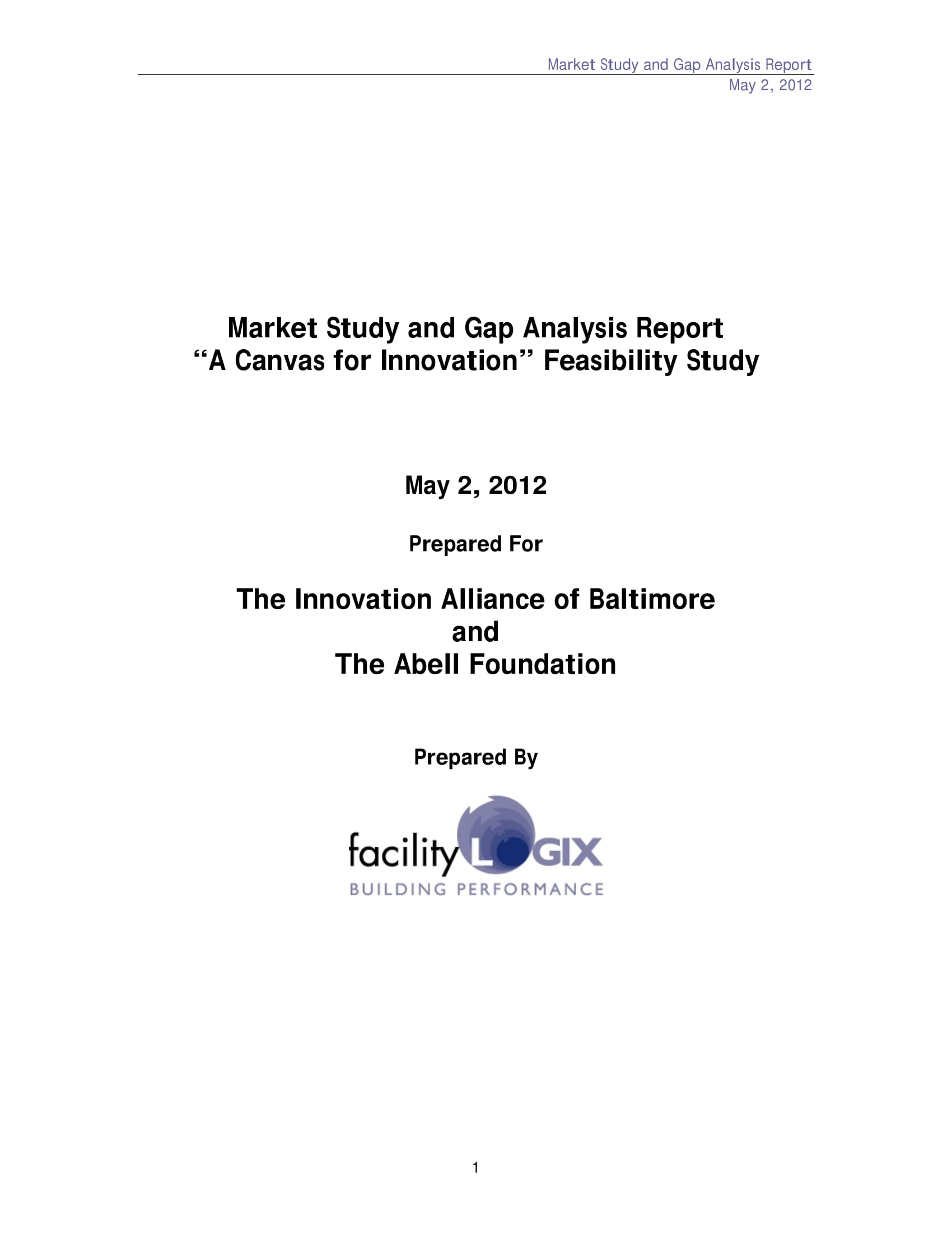 market study and gap analysis report example 01