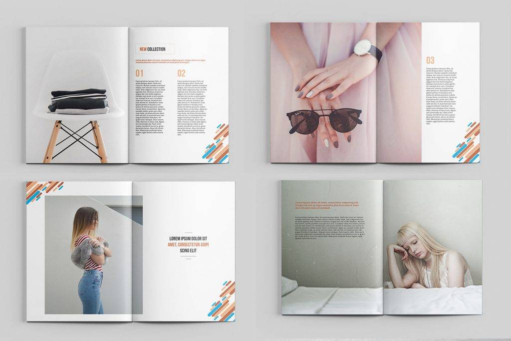 minimal fashion portfolio catalog example 1024x683