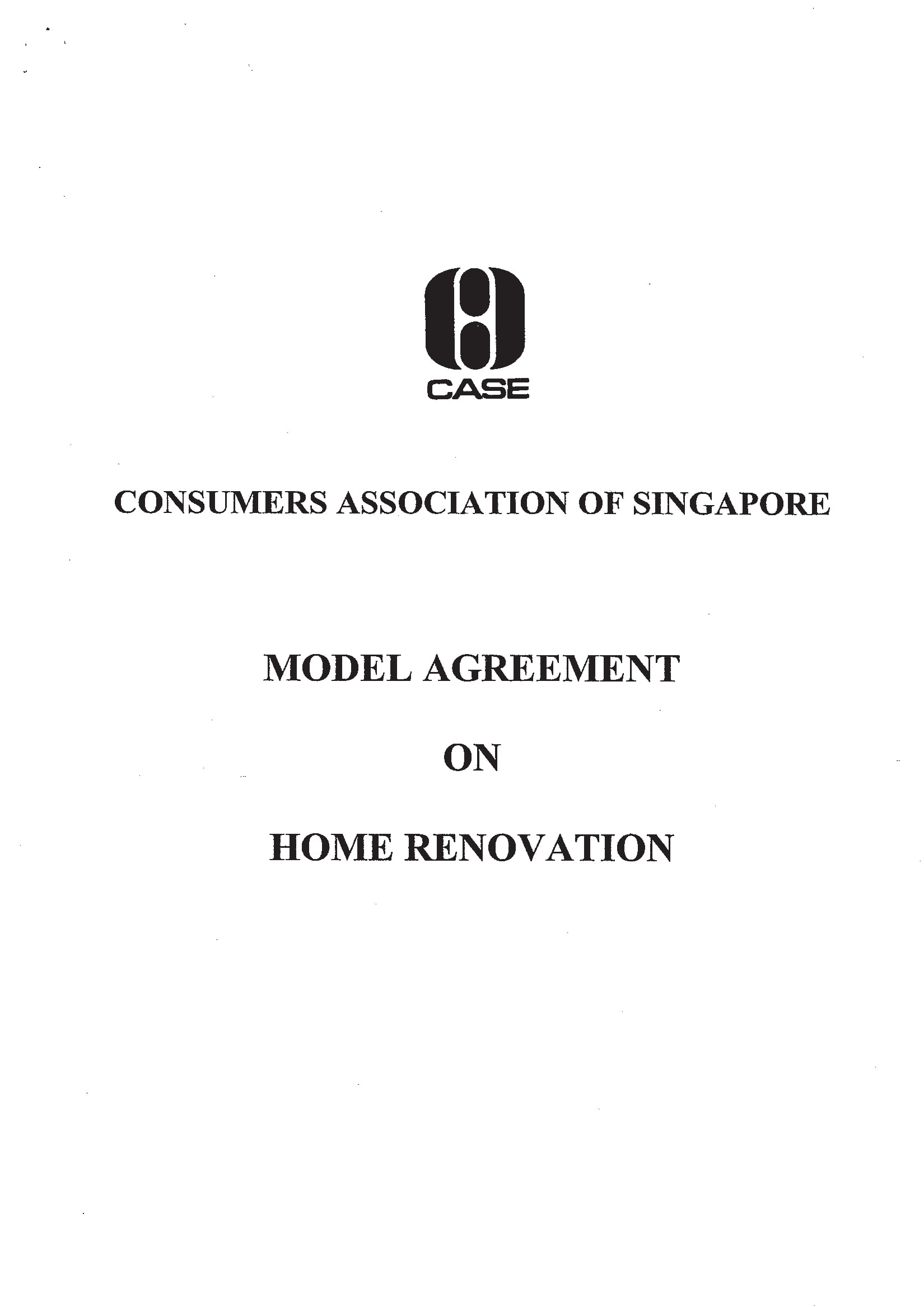 model agreement of home renovation with bathroom improvement example 1