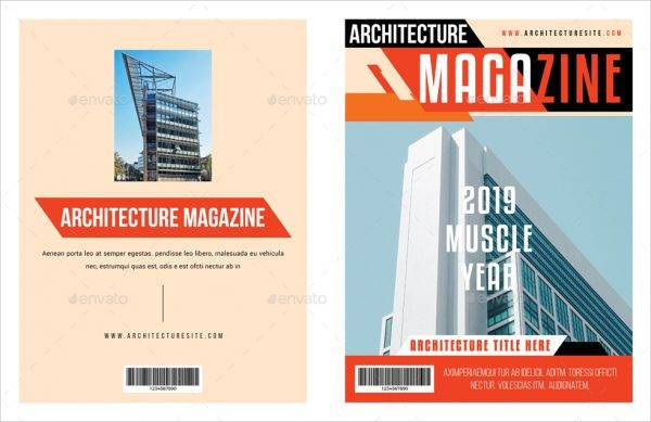 modern architecture magazine example