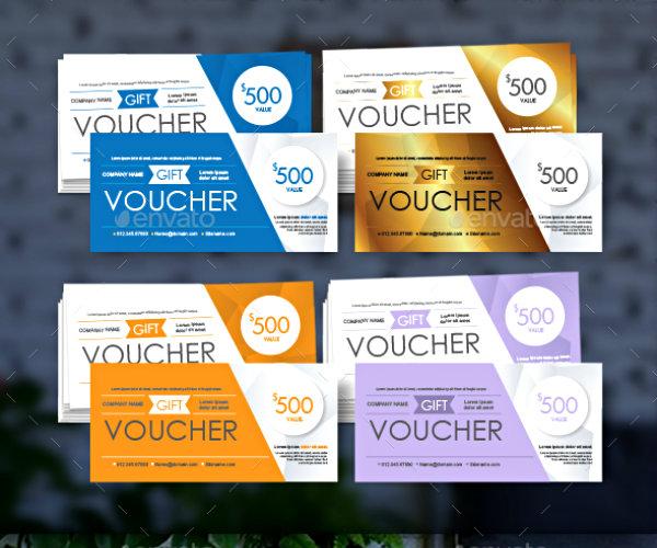 multipurpose hotel voucher example