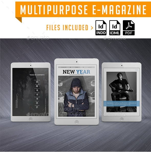 new year e magazine example