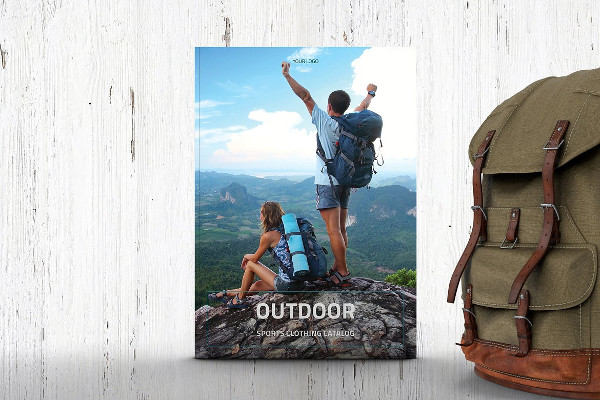 outdoor clothing catalog sample1