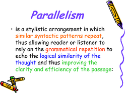 parallelism defined