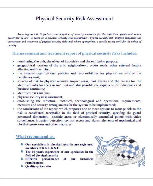 physical security business risk assessment1