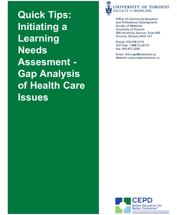 policy gap analysis in healthcare example