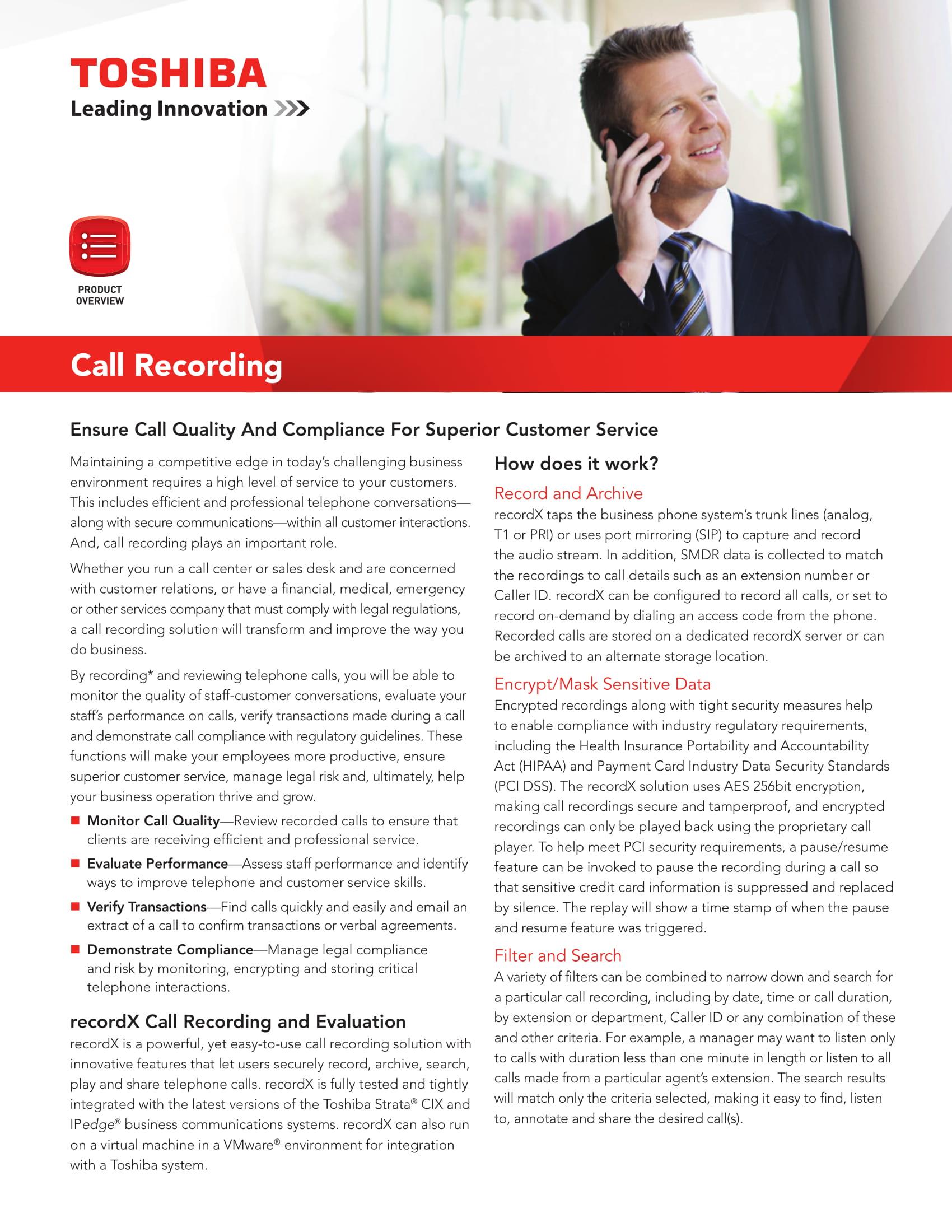 printable call recording data sheet example 1