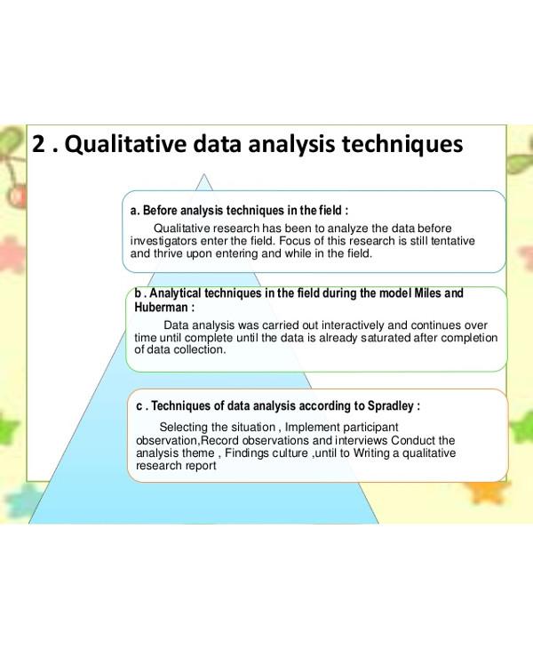 Analyse quantitative data dissertation