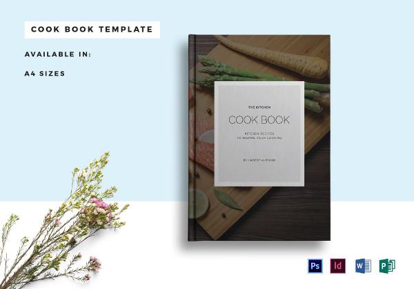 recipe cookbook catalog template1