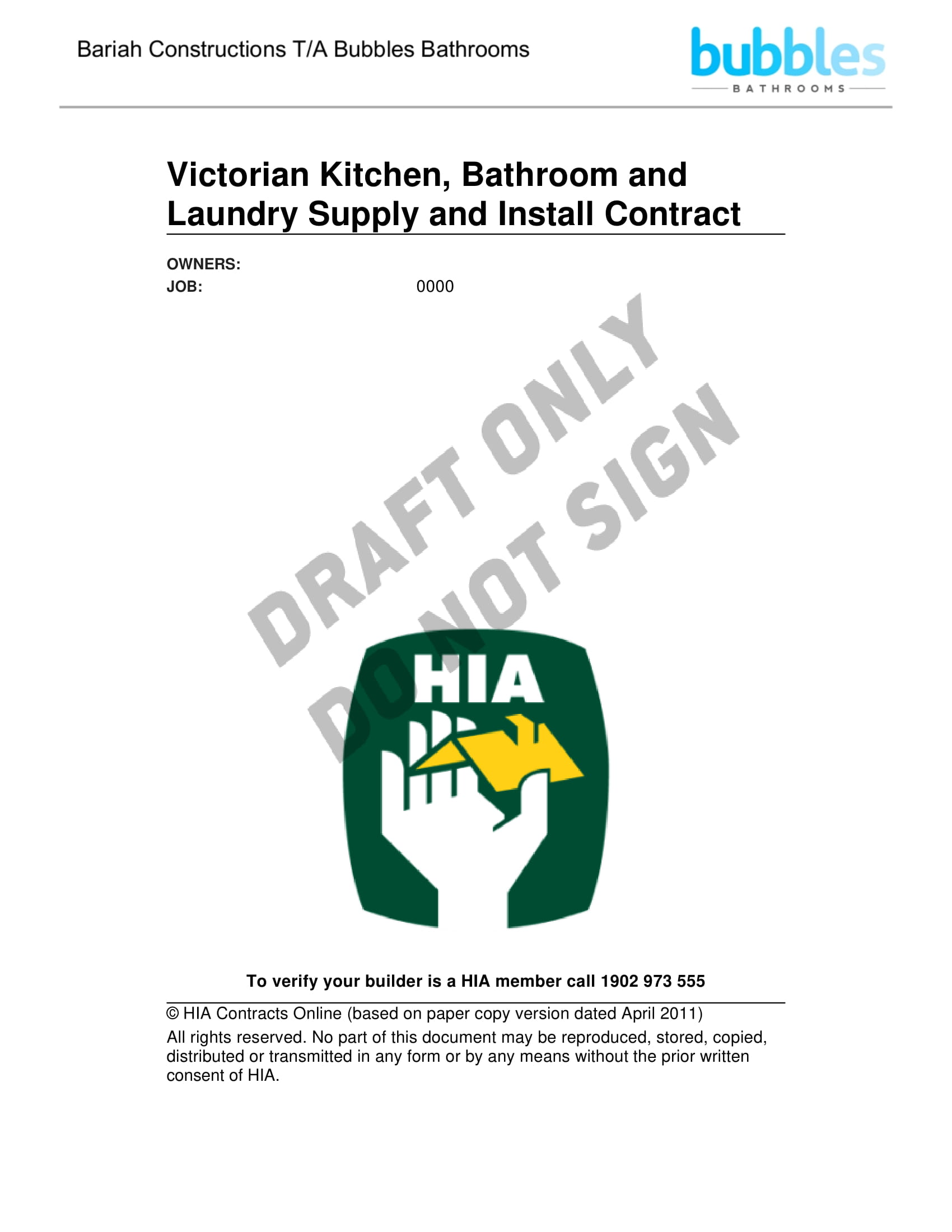 remodeling agreement victorian kitchen bathroom and laundry supply and install contract draft example 01