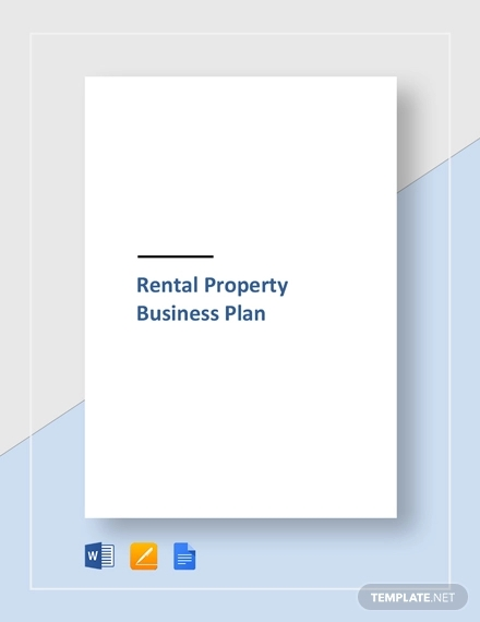 11 Rental Property Business Plan Examples Samples Pdf Examples