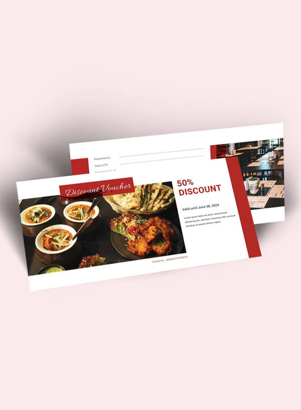 restaurant voucher template1