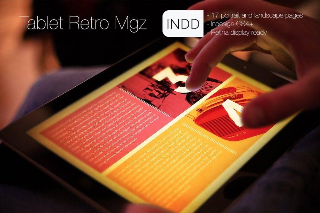 retro digital magazine example 1024x681