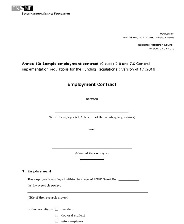 sample employment contract for contract workers1