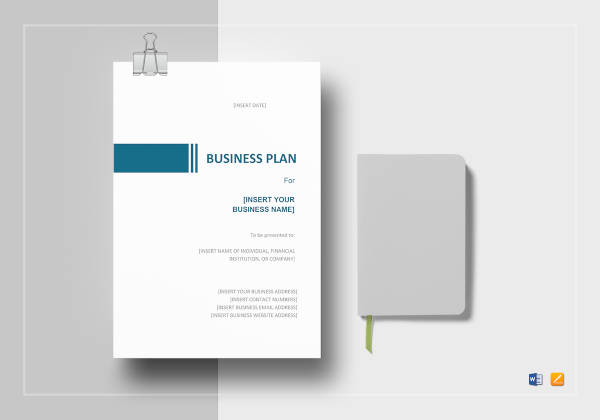 22 simple business plan examples pdf word pages simple business plan template wajeb Choice Image