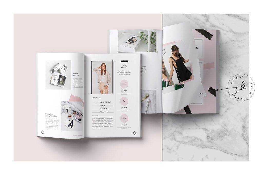 simple fashion portfolio catalog example 1024x681