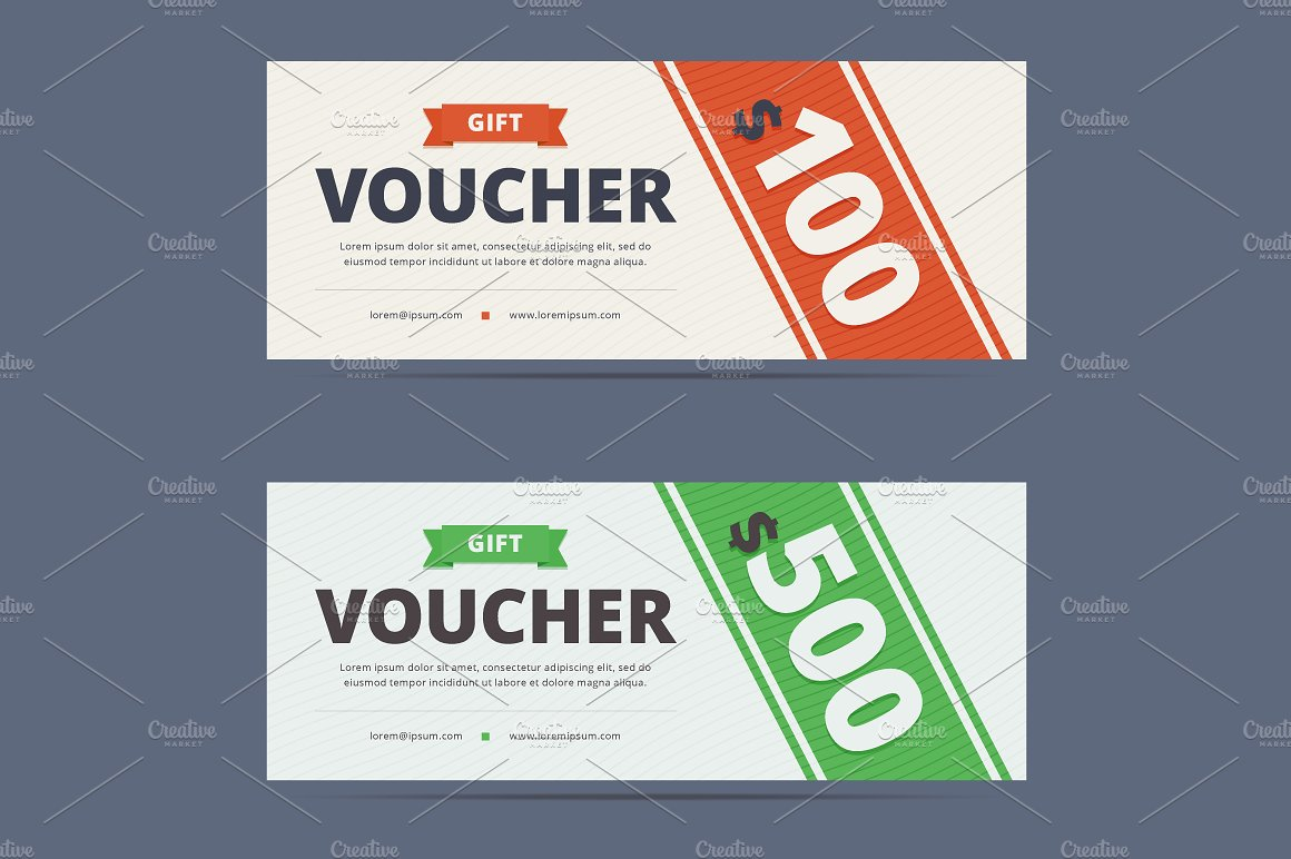 simple hotel voucher example