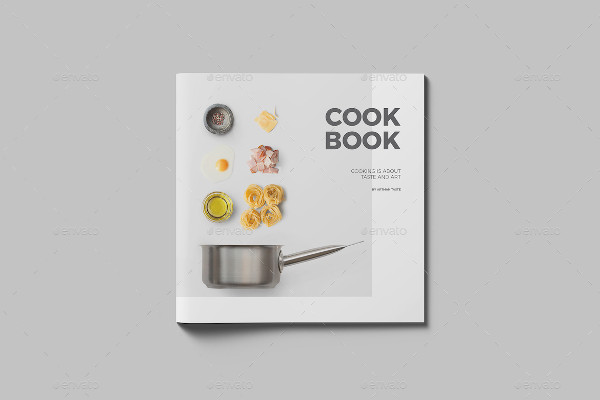simple printable cookbook catalog example1