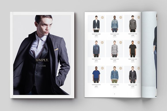 simply apparel clothing catalog