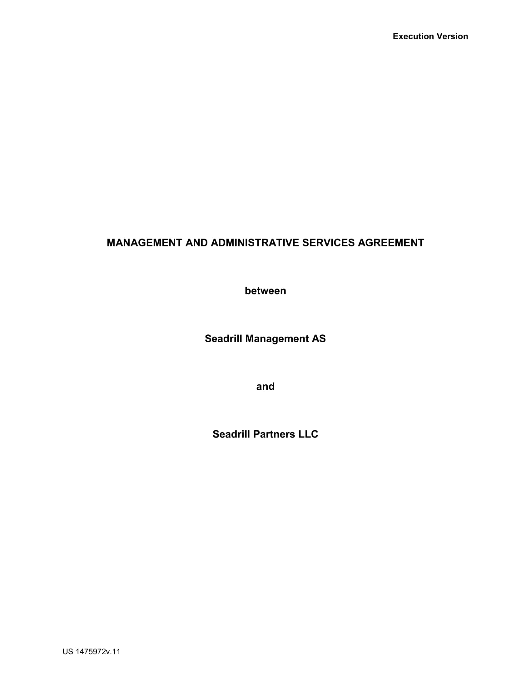 8 business manager contract template examples pdf doc management and administrative services agreement example wajeb Choice Image