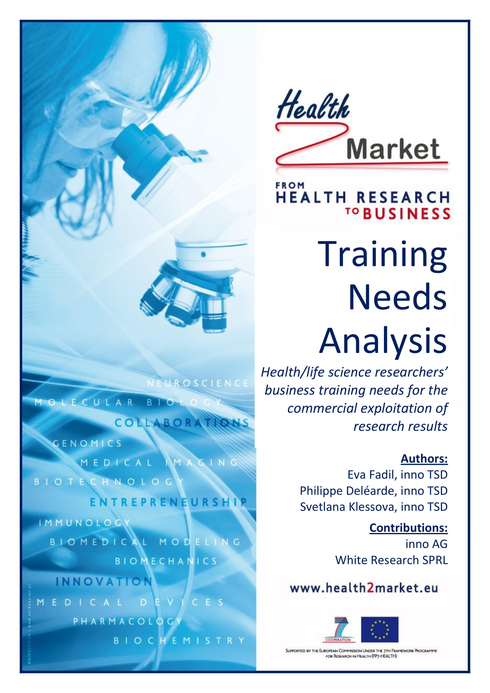 training gap analysis in the health industry for the identification of market needs example 001