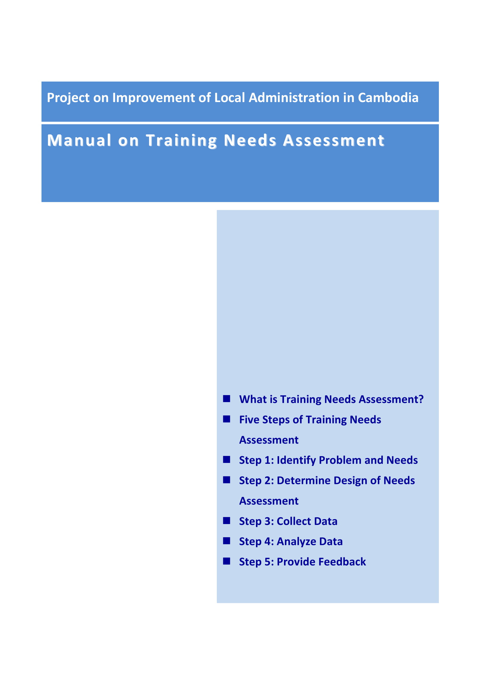 training needs assessment manual example 01