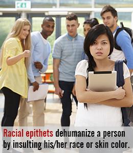 understanding racial epithets