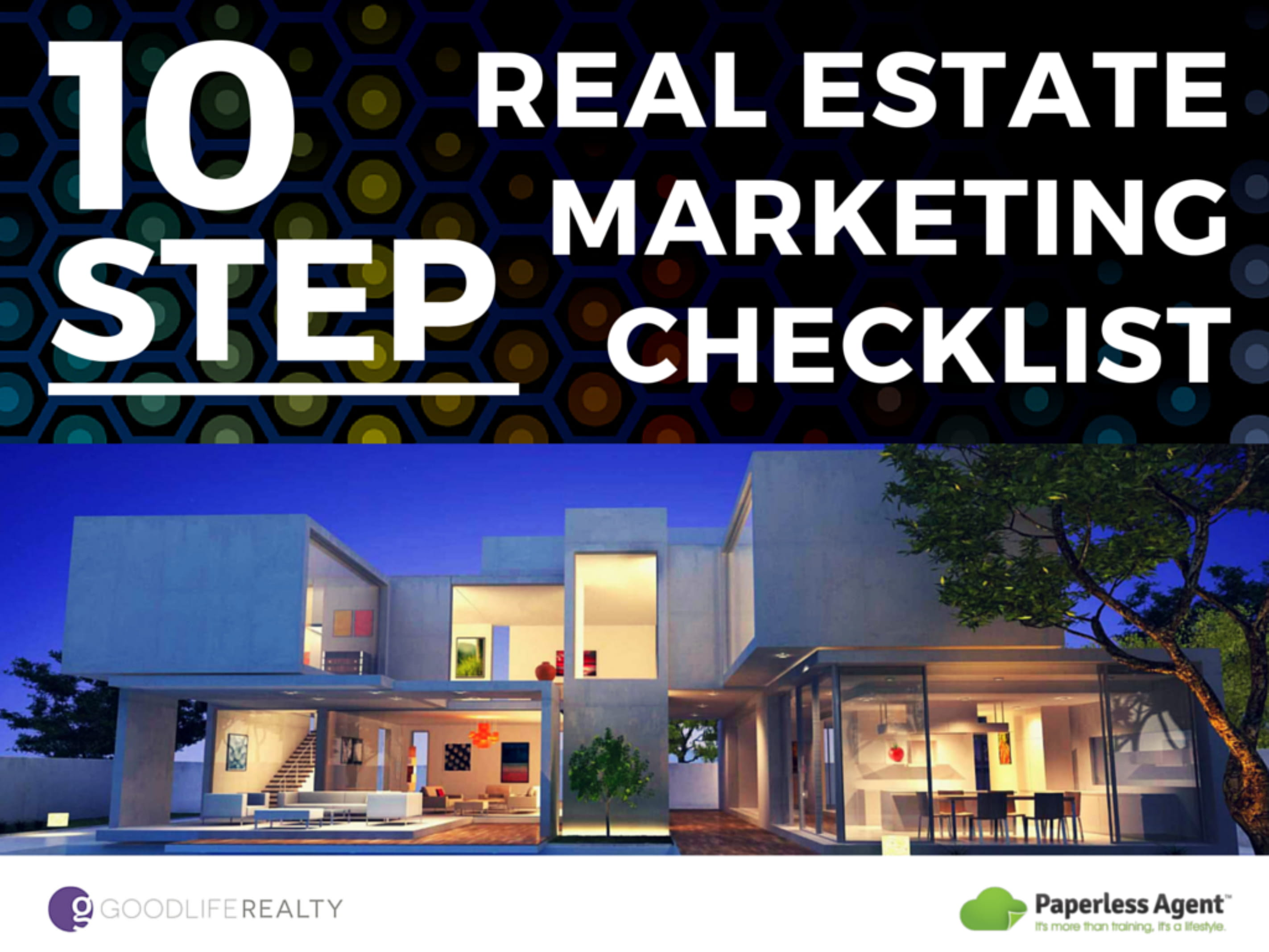 example real estate marketing plan