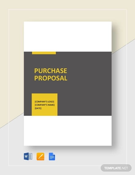 purchase proposal2