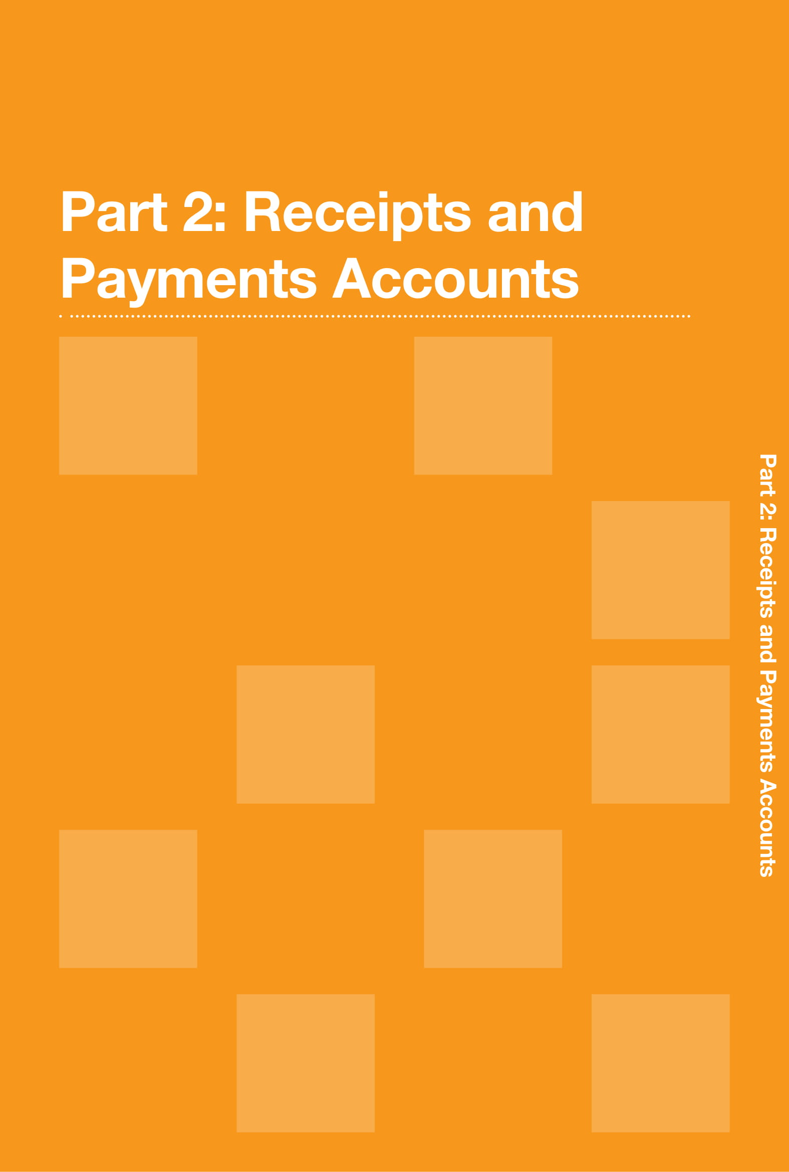 scottish receipts payments accounts