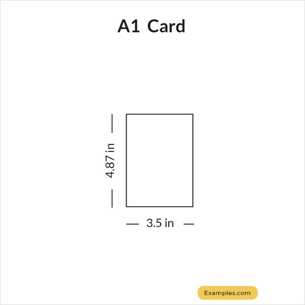 a1 card