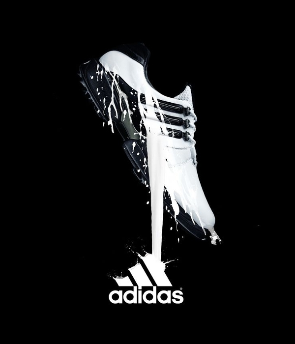 adidas poster example