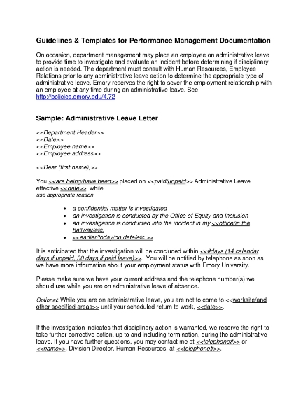 14  leave letter examples  templates in word  pages  docs