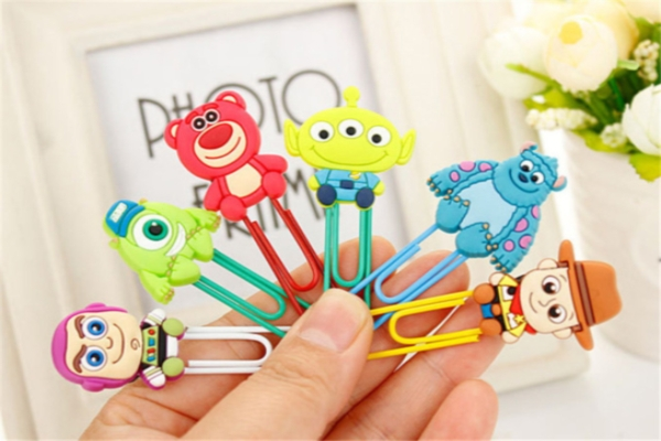 animated characters bookmark 1