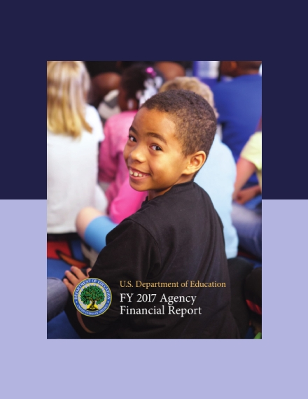 annual agency financial report
